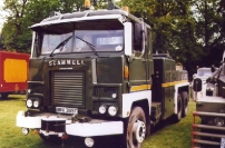 Scammell Crusader EKA Recovery (BRX 399 T)(Copyright ERF Mania)