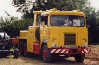 Scammell Crusader EKA Recovery (JRU 568 V)(Copyright ERF Mania)