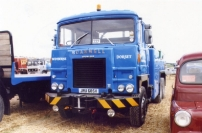 Scammell Crusader EKA Recovery (JRU 685 V)(Copyright ERF Mania)