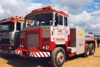 Scammell Crusader EKA Recovery (KYB 694 T)(Copyright ERF Mania)