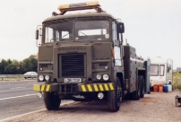 Scammell Crusader EKA Recovery (LDB 170 V)(Copyright ERF Mania)