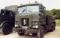 Scammell Crusader EKA Recovery (NOY 277 V)(Copyright ERF Mania)