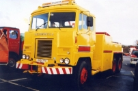 Scammell Crusader EKA Recovery (RYD 177 X)(Copyright ERF Mania)