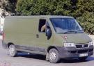 Fiat LWB Van (GVA 234)(Malta)