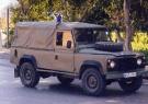 Land Rover 110 Defender (GVA 092)(Malta)