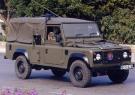 Land Rover 110 Defender (GVA 135)(Malta)