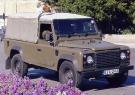 Land Rover 110 Defender (GVA 243)(Malta)