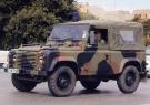 Land Rover 90 Defender (GVA 248)(Malta)