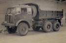 AEC 0859 Militant Mk1 10 ton Tipper (31 BM 00)