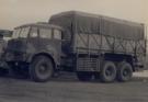 AEC 0860 Militant Mk1 10 ton Cargo (27 BR 01)