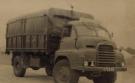 Bedford RL 3 ton 4x4 Cargo (07 DE 89)
