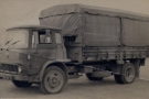 Bedford TK 4 ton 4x2 Cargo (50 FJ 10)