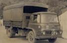 Bedford TK 4 ton 4x2 Cargo (50 FJ 16)