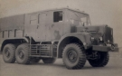 Leyland Martian 10 ton Artillery Tractor (13 BM 82)
