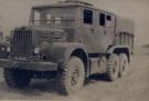 Leyland Martian 10 ton Artillery Tractor (45 BM 81)