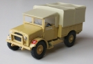 Bedford MWD 15cwt Western Desert 1942 (1:76 scale model by Oxford Diecasts)