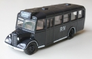 Bedford OWB Bus Royal Navy (54 RN 12)(1:76 scale model by Oxford Diecasts)