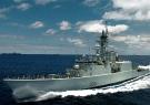 DDH-283 HMCS Algonquin (Iroquois Class Destroyer) 2