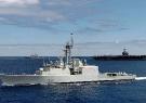 DDH-283 HMCS Algonquin (Iroquois Class Destroyer)