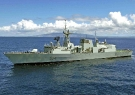 FFH-334 HMCS Regina (Halifax Class Frigate)