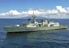 FFH-334 HMCS Regina (Halifax Class Frigate)