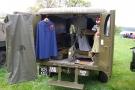 Dodge WC-54 Ambulance (621 ASV) Inside
