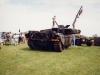 Challenger 3 Tank (79 KF 03) Rear