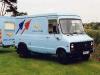 Dodge S46 4x2 Van (09 KF 76) Blue