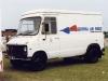 Dodge S46 4x2 Van (09 KF 76) White