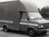 Ford Transit Luton Van (34 KD 94)