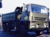 Iveco 450 Trakker 6x6 Dump Truck (52 KM 09)