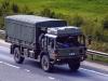 MAN-ERF HX18 6Ton 4x4 Cargo (JF 16 AB)