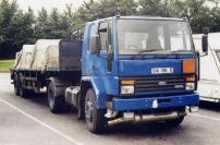 Ford Iveco 3828 4x2 Tractor (04 RN 11)(Copyright ERF Mania)