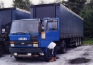 Ford Iveco 3828 4x2 Tractor (04 RN 12)(Copyright ERF Mania)