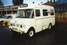 Bedford CF Ambulance (77 AM 78)(Copyright Ken Reid)