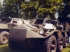 Alvis Saracen Armoured Command Vehicle (97 BA 75)