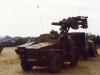 Humber 1 Ton Hornet Air Portable Malkara Missile Launcher (05 BK 02)