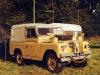 Land Rover S2 88 (62 EL 62)