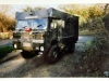 Land Rover 101 Ambulance (AUE 485 S)(71 GJ 73)(Courtsey of Jim & John Stebbings)