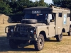 Land Rover S3 Ambulance (PRU 549 W)