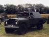 Land Rover S3 Shorland Armoured Car (NRX 391 K)