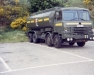 Foden 16Ton 8x4 Low Mobility Tanker (54 AD 41)
