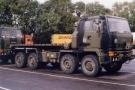 Leyland Daf 8x8 Drops (86 KH 36)(Copyright ERF Mania)