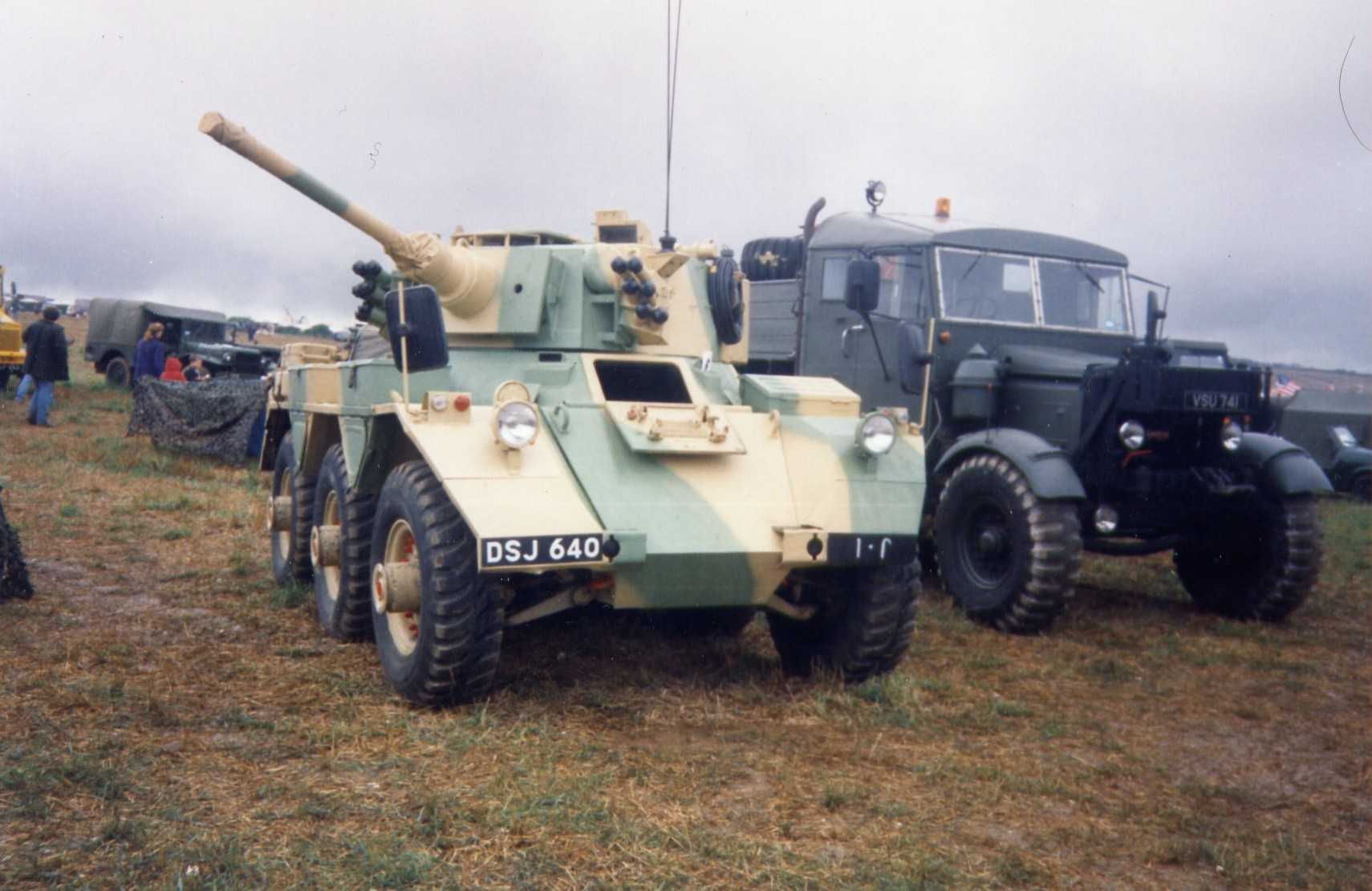 British,Postwar,Armour Wheeled