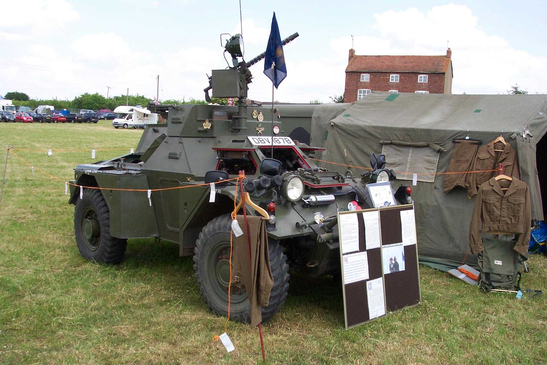 1960 Ferret Armored Scout Car Fv701 Mk 23 For Sale.html | Autos Weblog