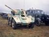 Alvis Saladin Armoured Car (DSJ 640)