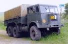 AEC 0859 Militant Mk1 10Ton Gun Tractor (OSJ 864)(Copyright ERF Mania)