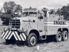 Scammell Constructor 20Ton 6x6 Tractor (739 JU)