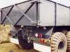 Scammell Constructor 20Ton 6x6 Tractor (PSJ 815) Rear
