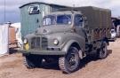 Austin K9 1Ton GS (JSL 350)(Copyright ERF Mania)